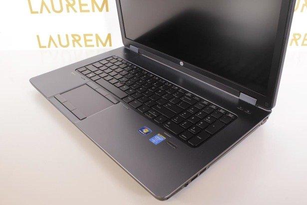 HP ZBOOK 17 i7-4600M 16GB 120GB SSD K3100M FHD WIN 10 PRO