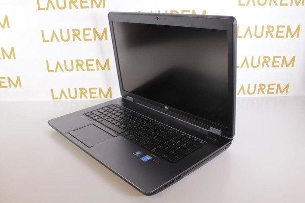 HP ZBOOK 17 i7-4800MQ 8GB 500GB K3100M FHD