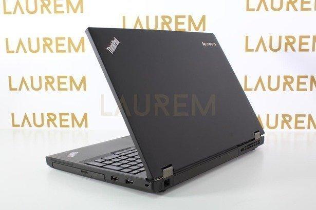 LENOVO T540p i5-4300U 4GB 120GB SSD WIN 10 PRO