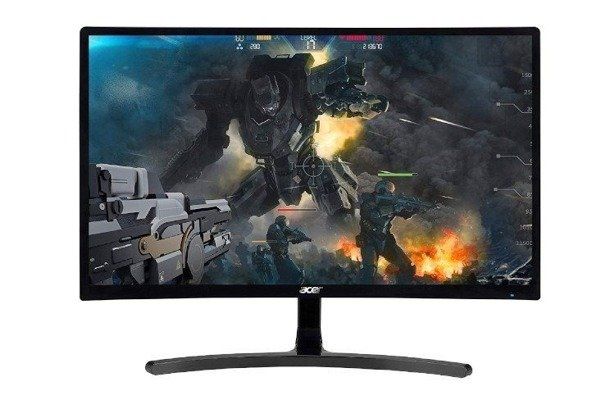 MONITOR DLA GRACZA ACER ED242QRABIDPX 23.6'' LED VA 1920x1080 144Hz FreeSync Curved