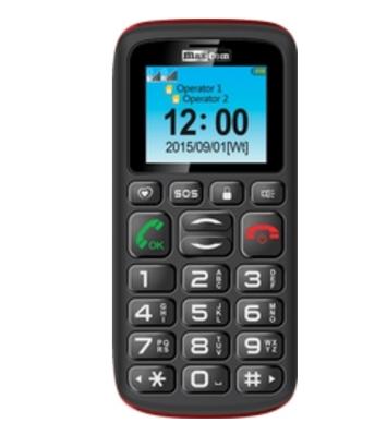 Maxcom Comfort MM428 Dual SIM