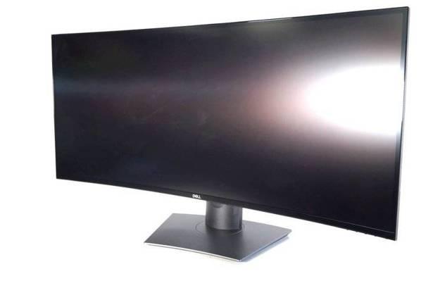 Monitor Dell U3818DW 38'' 4K 3840x1600 LED IPS