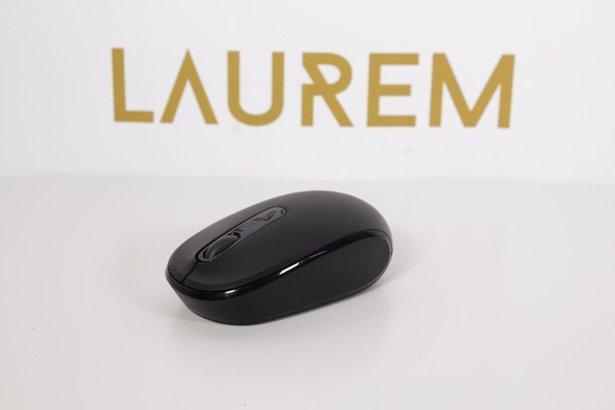 Mysz Bezprzewodowa Microsoft 1850 Mobile Czarna
