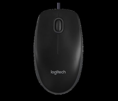 Mysz Logitech Business B100 Czarna