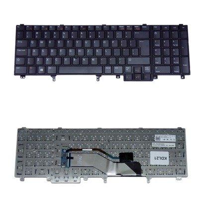 Nowa klawiatura Dell E6520 E6540 E5530 M6600 M6800