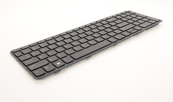 Nowa podświetlana klawiatura HP 650 G1 655 G1