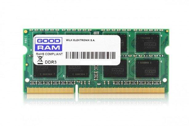 PAMIĘĆ RAM GOODRAM 8GB DDR3 1600MHz SODIMM