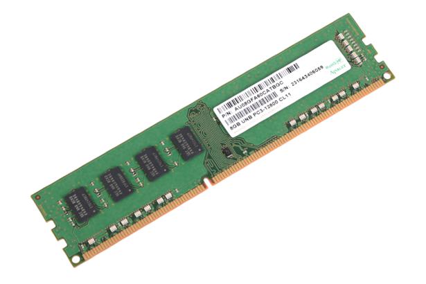 Pamięć RAM APACER 8GB DDR3 1600MHz DIMM 1.5V CL11