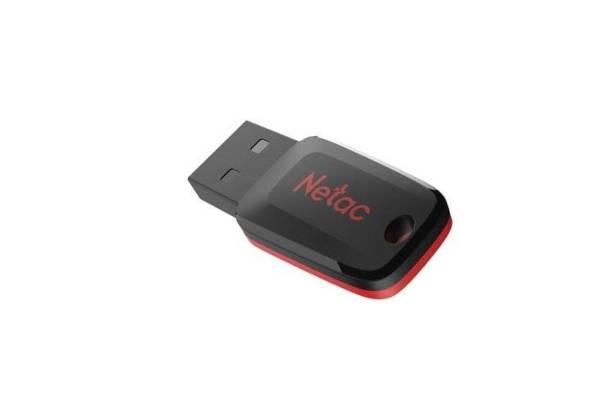 Pendrive Netac 32GB USB 2.0 NT03U197N-032G-20BK